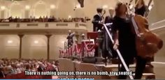 Video: Conductor Lectures Queen on Islam – Entire Dutch Orchestra Walks Out