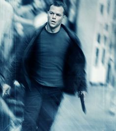I love Jason Bourne!