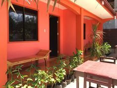 Our studio rooms in Bantayan Island with private bathroom and air-condition - perfect for couples and solo travelers. Bantayan Island, Studio Room, Travel Tours, Cebu, 4 Star Hotels, Santa Fe, Entrance, Outdoor Decor, Studios