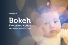 Bokeh Action and 40 Premium Textures by Pixelogical on Creative Market