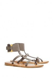 Caravelle Ankle Cuff Sandals by K Jacques