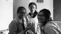 ulang tahun yeni bersama Dian, Pipi, dan Yeni