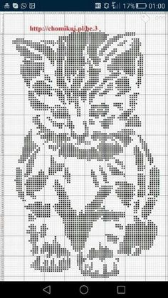 Kitten - cross stitch
