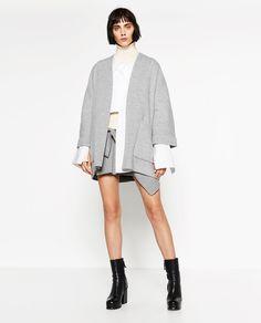 Imagem 1 de QUIMONO HAND MADE da Zara