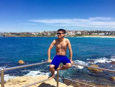 astounding Bondi Beach Sydney! #sydney #australia #bondibeach #bondibeachsydney #spring #travel #traveler by adriancabral http://ift.tt/1KBxVYg