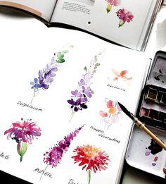 Beginner watercolor artists may be intimidated when they first start watercoloring From saving money on the right supplies to editing mistakes, these 10 watercolor tips for beginners will help even the most newbie artist to feel more confident Typi - # Watercolor Tips, Watercolour Tutorials, Watercolor Artists, Watercolor Techniques, Art Techniques, Watercolour Painting, Floral Watercolor, Painting & Drawing, Watercolors
