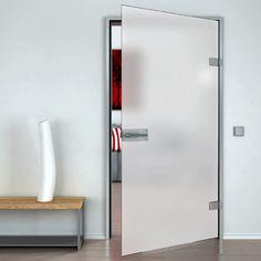 glast r mit muster in folie beklebt sandstrahl optik ganzglast r glasdesign glasdekor mgd glas. Black Bedroom Furniture Sets. Home Design Ideas