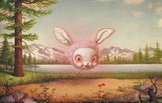 Image result for mark ryden wallpaper