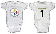 Steelers onsie