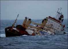 WRECKS IN THE ENGLISH CHANNEL