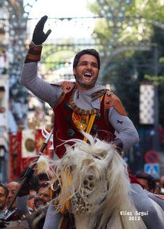 Cristianos, Fiestas de Moros y Cristianos de Alcoy, foto de Elías Seguí