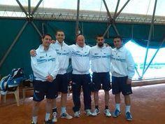 Terza vittoria consecutiva per il C.T. Lanciano nel campionato di serie A2 maschile di tennis - Chieti
