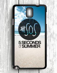 5 Second Of Summer Beach Samsung Galaxy Note 3 | Samsung Note 3 Case