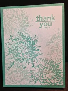 My Creative Corner!: A Blooming with Kindness Thank You Card