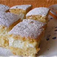 Greek Recipes, My Recipes, Cooking Recipes, Ital Food, Biscotti Recipe, Sweet Cakes, Winter Food, No Bake Desserts, Cake Cookies
