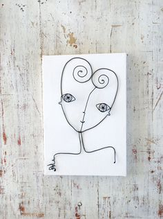Girl by WireDreams on Etsy, $32.00