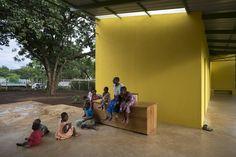 Hollmén Reuter Sandman Architects, KWIECO Shelter House, Moshi, Tanzania