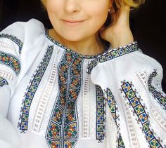 "Ukrainian Women/'s embroidered tunic /""Sunflowers/"" soft silky stretchable material"