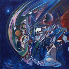 10 genesi dal cosmo 2010 t.mista su tela. Autore: Franco Bulfarini ( tutti i diritti dell'opera riservati all'autore - per pubblicare chiedere autorizzazione all'autore - per contatti: bulfarte@gmail.com)