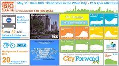 IBM Bus Tour Chicago
