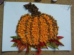 """Képtalálat a következőre: """"herbst paper craft"""" Fall Arts And Crafts, Autumn Crafts, Autumn Art, Diy And Crafts, Crafts For Kids, Paper Crafts, Pumpkin Crafts, Paper Pumpkin, Kids Cards"""