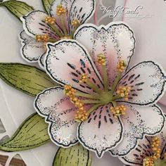 YAY!!! It's Heartfelt Wednesday and we have a NEW release!!! OH MY WORD !! These lilies are amazing to make! So easy!! So you know ...