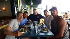 Volleyball Royalty in the House Always getting stopping by for our Hermosa Beach, Happy Hour, Volleyball, Athletes, Royalty, Healthy Recipes, House, Royals, Home