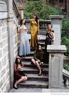 Bondville: The Seventh Duchess luxury loose leaf tea