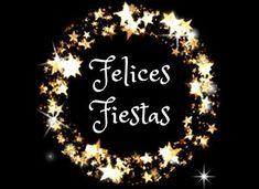Chispeante tarjeta navideña - Correomagico | Mágicas postales animadas gratis