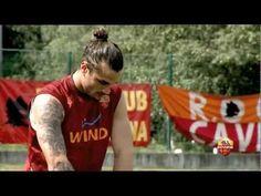 La clip di Roma Channel dedicata ad Osvaldo  A Roma Channel video clip on Osvaldo