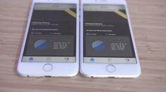 Apple Iphone6S uppvisar stora skillnader i batteritid beroende på processorleverantör