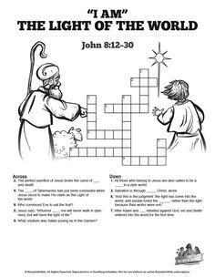 I am the light of the world John