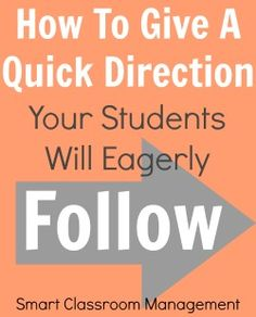 One of the great frustrations many teachers share is that they can't seem to get their students to follow simple, procedural directions—at least not without considerable effort. In other words, they can't just say what they want and step back and watch it happen. Invariably, they find themselves refocusing off-task behavior, offering reminders and warnings, …