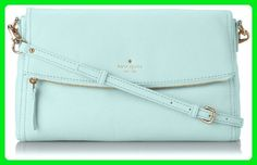 kate spade new york Cobble Hill Carson Cross Body Bag,Grace Blue,One Size - Crossbody bags (*Amazon Partner-Link)