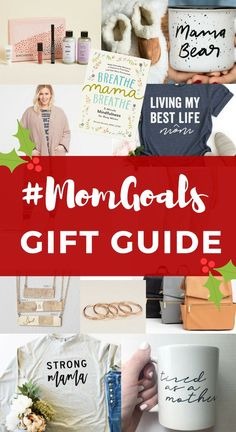 The ultimate trendy mom gift guide for the mom that is Perfect for Christmas, Mother's Day or birthdays! Best gift guide for moms! Romantic Gestures For Him, Romantic Gifts For Her, Christmas Gifts For Wife, Christmas Gifts For Mom, Christmas Ideas, Diy Gifts, Best Gifts, Year Anniversary Gifts, Friends Mom