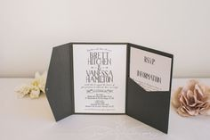 Com Bossa Wedding Stationery | Glasgow Wedding Collective