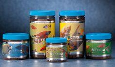 New life spectrum fish food!