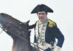 TURN: Benedict Arnold (Owain Yeoman) in Ep 2.01 | Photo by Antony Platt/AMC
