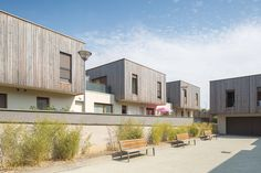 Logements pour seniors à Plesnois KL Architectes