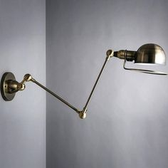 Wall Mounted Lamps For Bedroom Lights Swing Arm Lamp Plug In