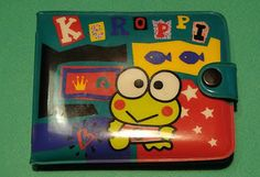 This was my first wallet and I'm pretty sure I bought it at Blockbuster