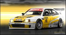 Opel Kadett DTM by dr-phoenix on DeviantArt Mobiles, Brown Leather Recliner Chair, Car Tuning, Audi Tt, Bosch, Concept Cars, Custom Cars, Cars And Motorcycles, Cool Cars