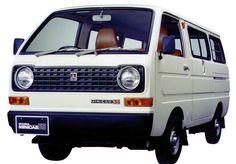 Mitsubishi Minicab 55 Van 1977–79