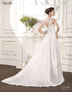 2015 Wedding dress STELLA - Couture | VILLAIS
