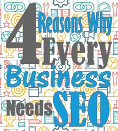 4 Reasons Why Every Business Needs Search Engine Optimization (SEO) - Purpose Driven Promotion - Kelowna SEO firm. Website Structure, Seo Ranking, Brand Building, Seo Services, Search Engine Optimization, Internet Marketing, Engineering, Tech, Landscape