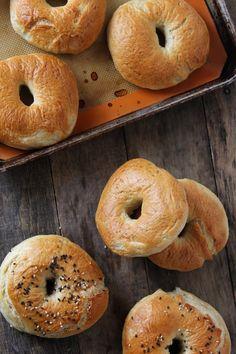 The Best Homemade Bagels + An Announcement