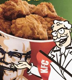 first kentucky fried chicken restaurant - Google Search Kentucky Fried, Kfc, Meals For One, Junk Food, Fried Chicken, Lunch Recipes, Fries, Restaurant, Google Search