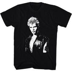 67da4d19278dfb Billy Idol- Billy I. T-Shirt Size S Billy Idol