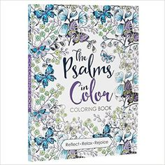 A Garland of Grace: An Inspirational Adult Coloring Book ... https ...