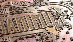 LUMINARES POSTER | Kevin Cantrell Design